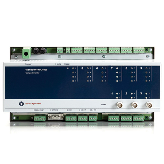 VIBROCONTROL 6000 Compact Monitor